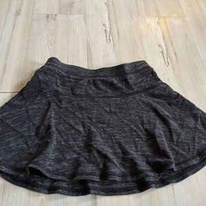 Gymboree Girl Skirt Youth Gray Athletic Tennis Spo